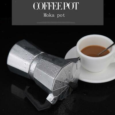 aluminium stovetop espresso moka cappuccino latte maker