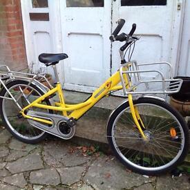 Gitane la post (French postmans bicycle) rare