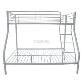 Triple sleeper bunk bed frame brand new in box not been opened £90 ono
