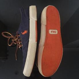 Polo Ralph Lauren shoes size 7.5