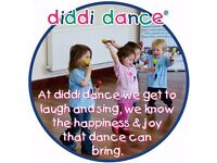 Dance teacher/leader required for leading national pre-school dance class activity