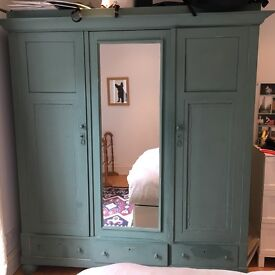 Beautiful Dutch wardrobe for sale