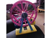 Peppa Pig wheel