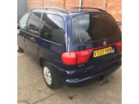 Seat Alhambra 2.0 - 7 Seater - Open To Offers