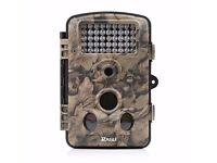 "RAGU Trail Camera 12MP 1080P HD Infrared Night Vision, Game Camera 42pcs IR LEDs/ 2.4"" LCD Screen,"