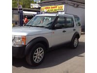 2007 Land Rover Discovery Tdv6 Xs diesel with winch and tow bar