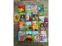 18 Phonics Dr Seuss, ladybird, Oxford etc books
