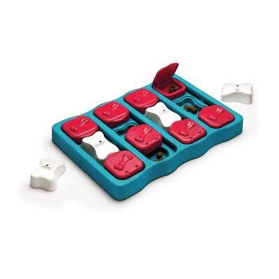 Outward Hound Nina Ottosson Dog Brick Puzzle Game Interactive Dog Toy