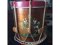 Premier Replica Marching Drum - 1986 - Potters of Aldershot - Very Rare