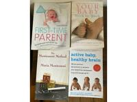 Bundle parenting books