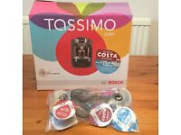 Unused tassimo sunnny coffee machine