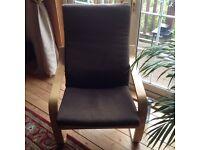 Ikea chair / POANG armchair