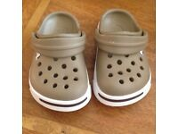 Genuine NEW original baby crocs 4 5 CROCS