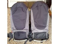 Phil & Teds Metro backpack baby carriers (2 available)