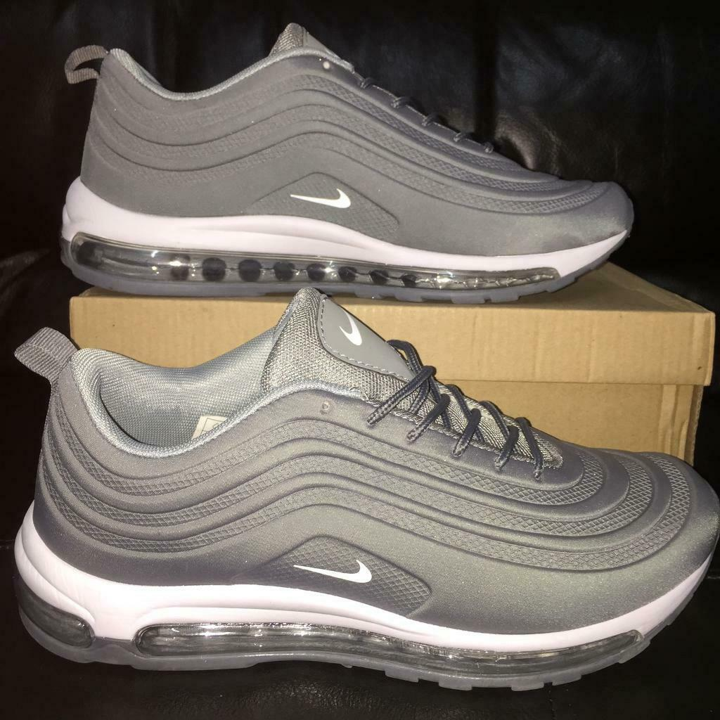 cheaper 5d4f8 4da40 BRAND NEW Nike Air Max 97 Grey size 7 / 7.5 | in Small Heath, West Midlands  | Gumtree