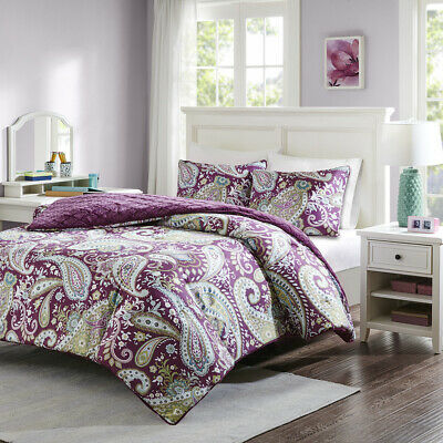 Intelligent Design Melissa Reversible Comforter Mini Set