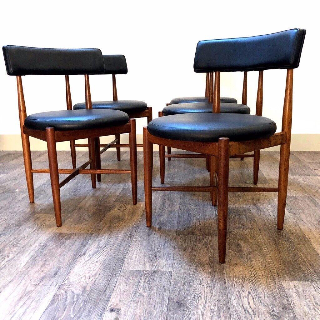 Outstanding 5 G Plan Fresco Teak Dining Chairs Gplan Retro Vintage Mid Century Modern In Leith Edinburgh Gumtree Dailytribune Chair Design For Home Dailytribuneorg