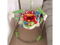 Jumperoo - as new condition