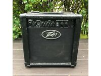 Peavey Backstage Transtube Practice Guitar Amp Amplifier