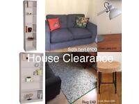 Furniture For Sale - House Clearance