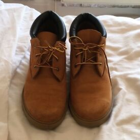 Timberland boots size 6
