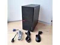 Lenovo ThinkCentre M900 i7 6700 16GB DDR4 160GB SSD PC Desktop Computer