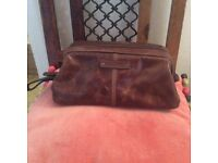 FOSSIL Brand toiletry Travel bag for men