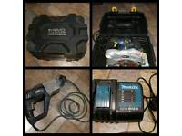MacAllister Circular Saw,SDS Hammer Drill,Makita battery charger