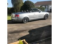 Audi A4 S LINE 3.0 TDI reduced to sell