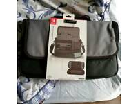 Nintendo switch everywhere messenger bag new