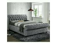 New Chesterfield bed in all colours