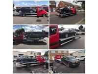 24/7 breakdown towing service Heathrow staines old windsor marlow bourne end slough