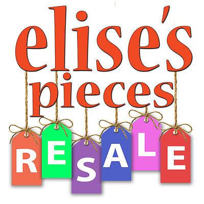 Elise's Pieces Resale