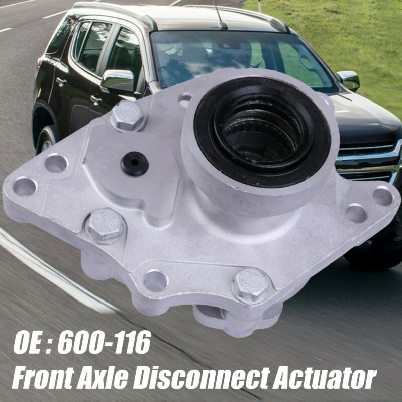 AWD front axle disconnect actuator 12471625 For Trailblazer Envoy Rainier Bravada 600-116