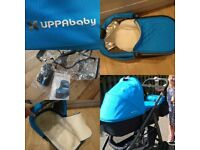 Upperbaby Cruz Pushchair & Carrycot