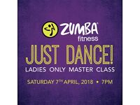 Just Dance! Ladies Only Zumba Master Class