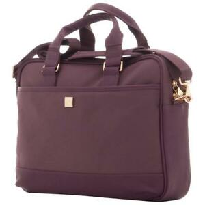 "Platinum Series PT-MTBU3-C 15"" Laptop Messenger Bag - Purple (New Other)"