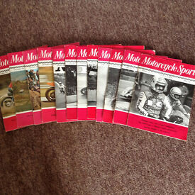 Motorcycle Sport Magazines