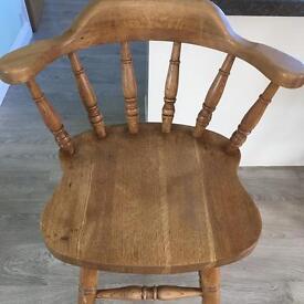 Breakfast bar stool X 2