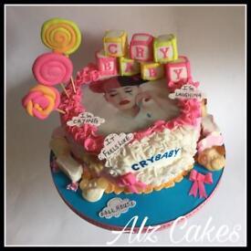 Birthday Cakes, Wedding Cakes, Baby Showers, Brooke Cakes For Every Celebration!