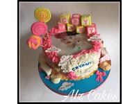 Birthday Cakes, Wedding Cakes, Baby Showers, Brooke Cakes For Every Celebration!