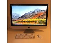 "Apple iMac 27"" 1TB HDD"