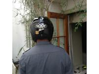 Bike helmet ( large )
