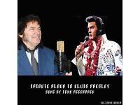 Elvis Tribute Album - Sung by professional Singer John McCormack