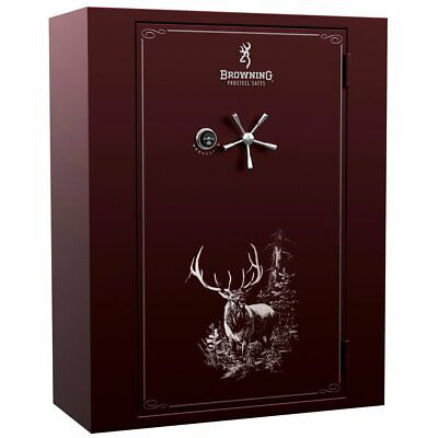 Browning Medallion Tall Extra Wide 2019 Model Gun Safe M65T
