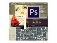 AutoCad & Photoshop classes