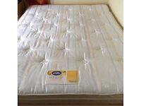 King size Silently night Miracoil supreme mattress