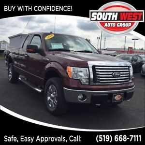 2010 Ford F-150 XTR, 4x4, WELL EQUIPPED!!!