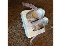 Pretty originals baby shoes