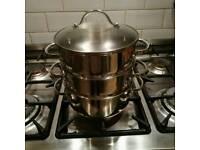 Pot & Steamer
